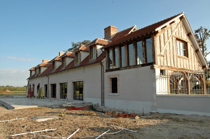 Restauration vieux bois